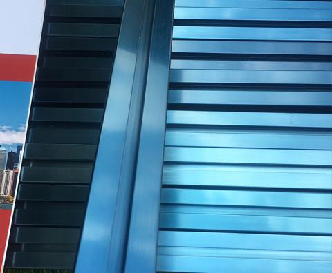 Anode xanh coban