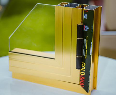 Hệ Xingfa màu vàng Gold